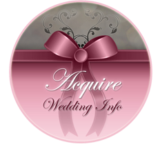Acquire Wedding Info