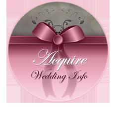 Acquire Wedding Info
